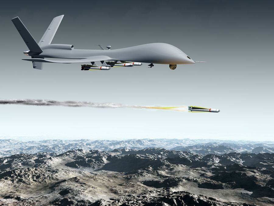 Drones in America – Time to Fight Back?