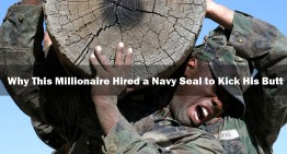 Why This Millionaire Hired a Navy Seal to Kick His Butt