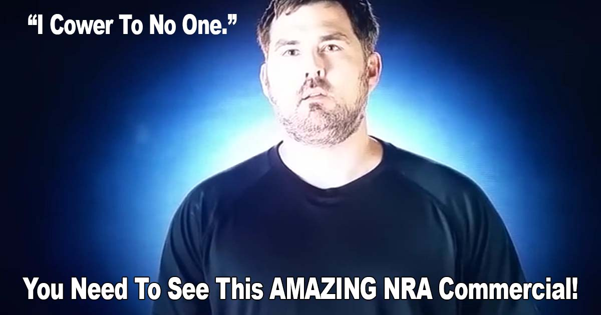 NRA Commercial Marcus Luttrell