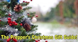 The Prepper's Christmas Gift Guide