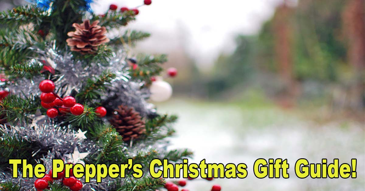 Preppers Christmas Gift Guide