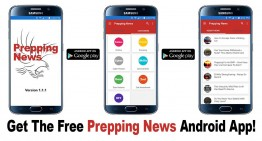 Get The Free Prepping News Android App!