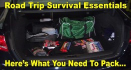 Road Trip Essentials – Here's What You Need To Pack