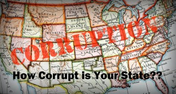 How Corrupt is Your State?