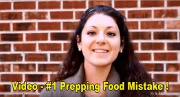 #1 Food Prepping Mistake!