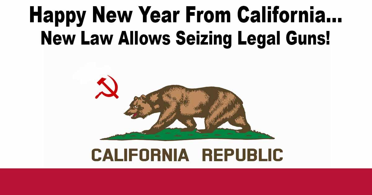 California Law Seize Guns