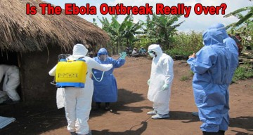 Is The Ebola Outbreak Really Over?