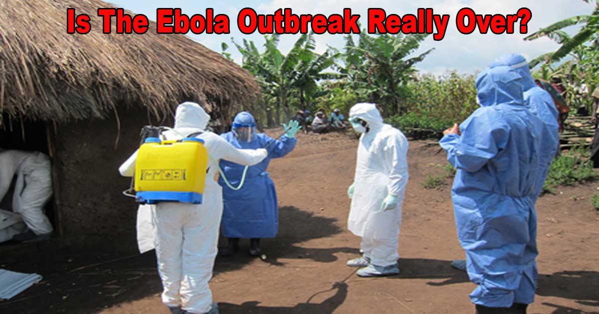 Ebola Outbreak Not Over