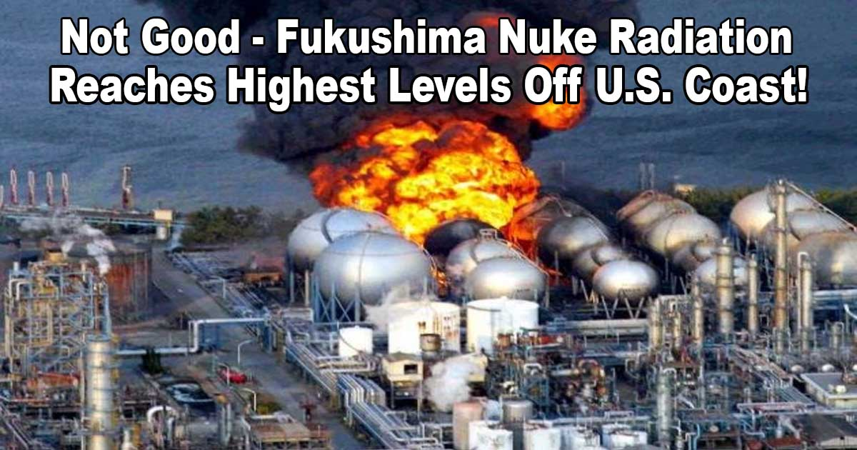 Fukushima Getting Worse