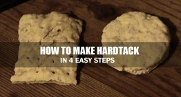 How To Make Hardtack – In 4 Easy Steps!