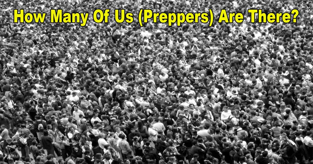 How Many Preppers