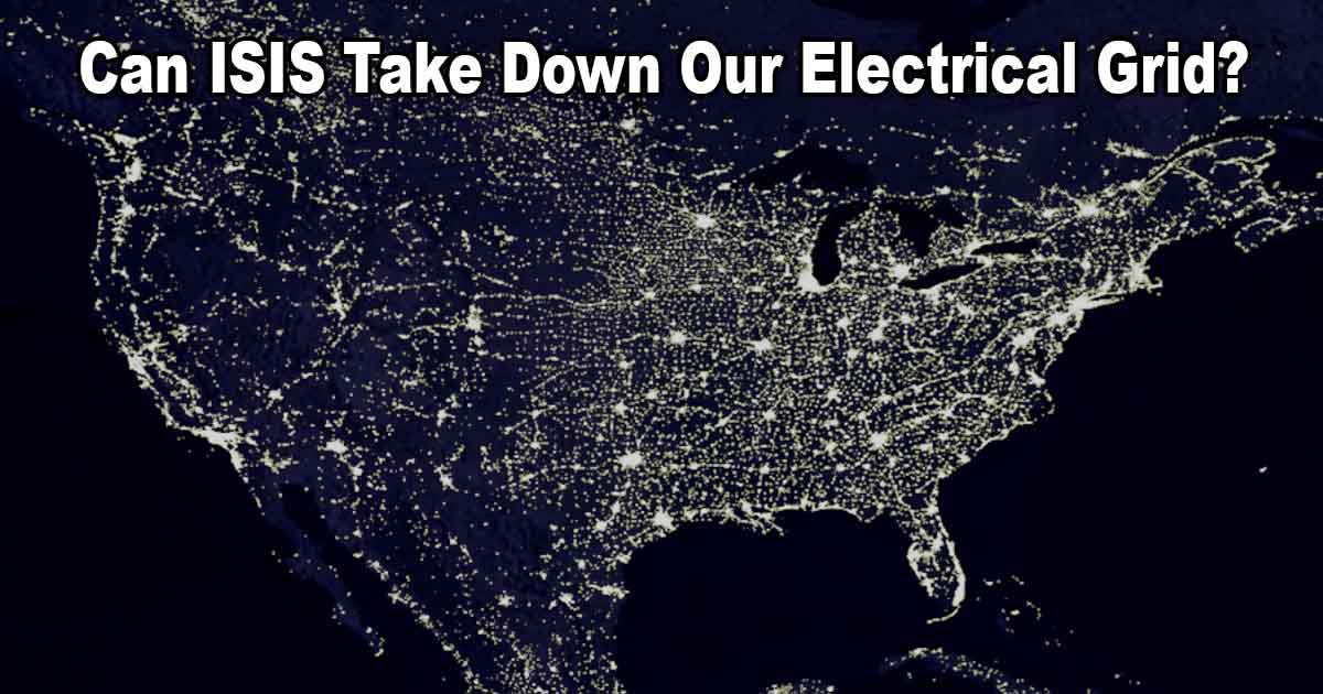 ISIS Attacking Electrical Grid