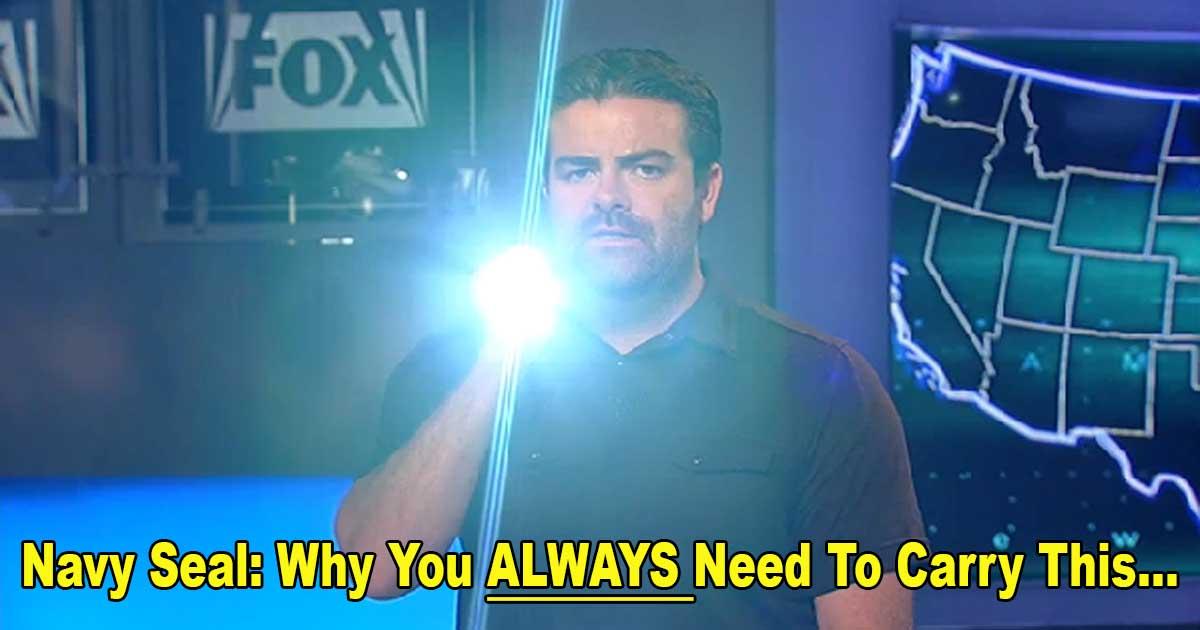 Navy Seal Tactical Flashlight