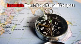 Essentials: How to Use a Map and Compass