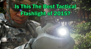 Is This The Best Tactical Flashlight of 2015?