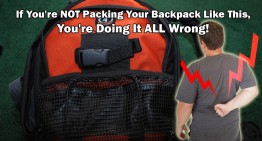 If You're NOT Packing Your Backpack Like This, You're Doing It ALL Wrong!