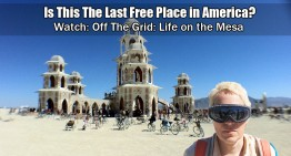 Is This The Last Free Place in America? Off The Grid: Life on the Mesa