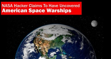 NASA Hacker Claims To Have Uncovered American Space Warships