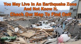 You May Live In An Earthquake Zone And Not Know It – Check Our Map!