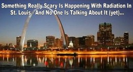 Something Scary Is Happening With Radiation In St. Louis – And No One Is Talking About It (yet)!