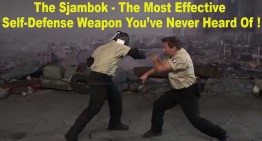 The Sjambok – The Most Effective Self-Defense Weapon You've Never Heard Of!