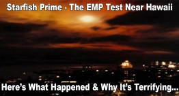 Starfish Prime – The EMP Test Near Hawaii.  Here's What Happened & Why It's Terrifying!