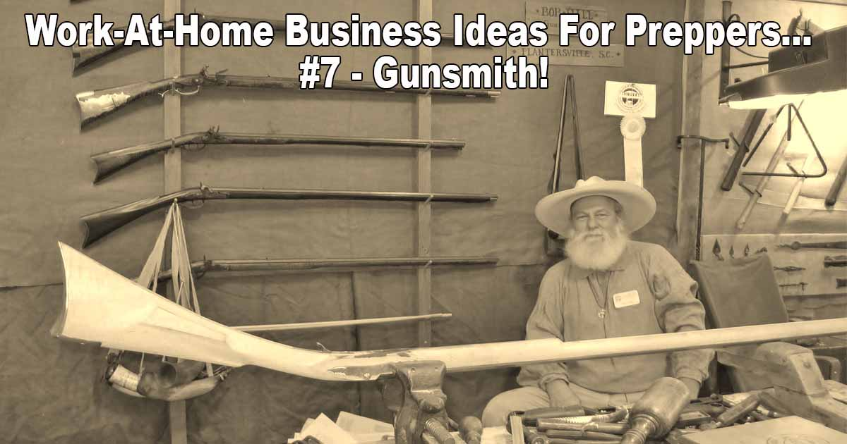 Work At Home Gunsmith