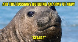 "Are the Russians Building an Army of Navy ""Seals?"""