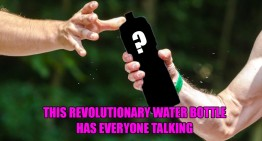 This Revolutionary Water Bottle Has Everyone Talking