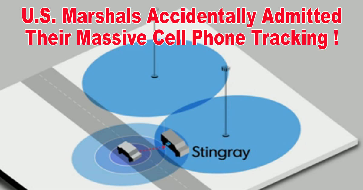 Marshals CellPhone Tracking