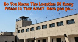 Do You Know The Location Of Every Prison In Your Area?