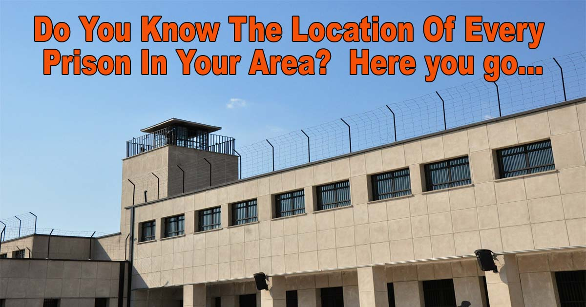 Prison Locations