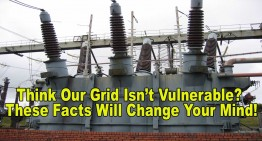 Think Our Grid Isn't Vulnerable?  These Facts Will Change Your Mind!
