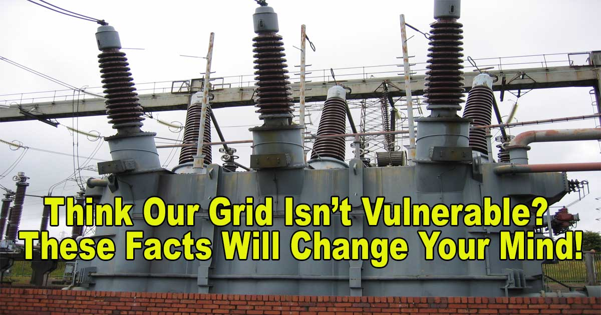 Vulnerable Electrical Grid