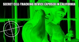 Secret Cell-Tracking Device Exposed in California