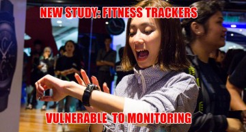 Study: Fitness Trackers Vulnerable to Monitoring