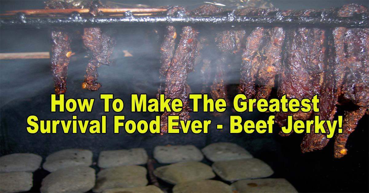 Survival Beef Jerky