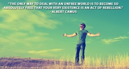 The Only Way To Deal With An Unfree World…